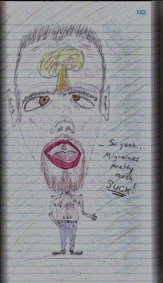 Migraine Art Gallery #2 (2007)