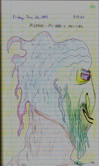 Melting - 6/26/09
