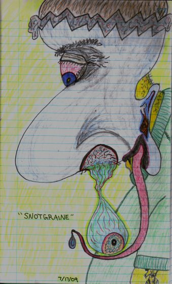 Why I Make Migraine Art
