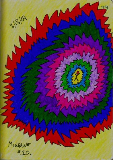Psychodelic - 8/18/09