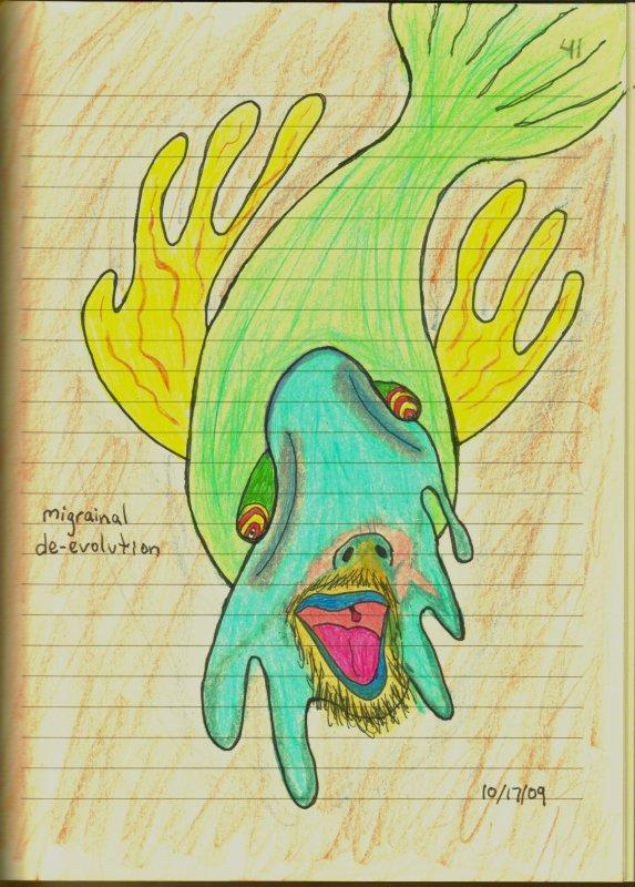 De-evolution - 10/17/09