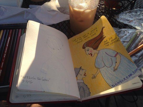 Sunshine, Coffee, and Big Tatas