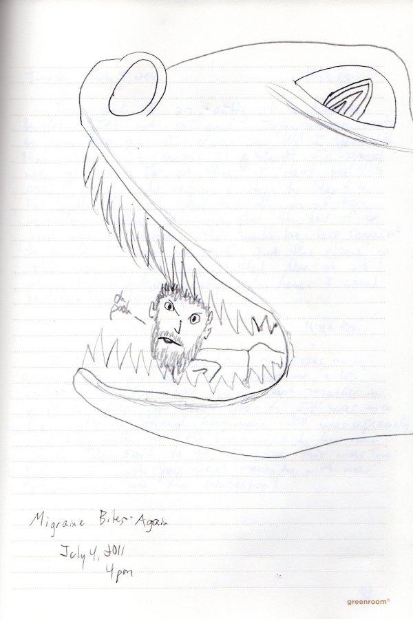 Migraine Bites - 7/04/2011