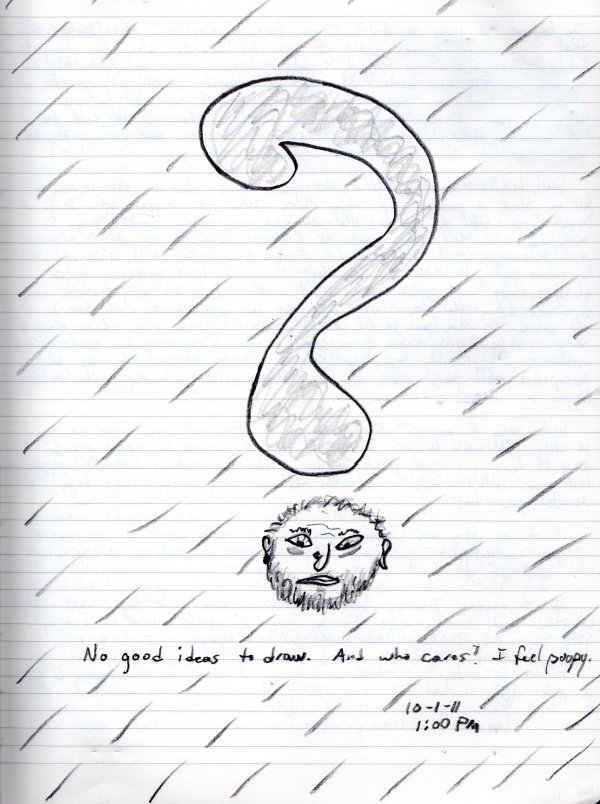 No Good Ideas - 10/01/2011
