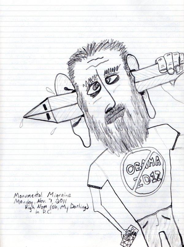 Monumental Migraine - 11/07/2011