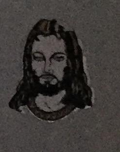 Evil-Eyed Jesus