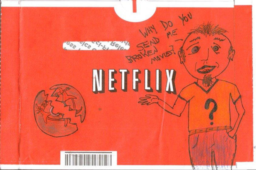 """Broken Movies"" - 11/20/09"