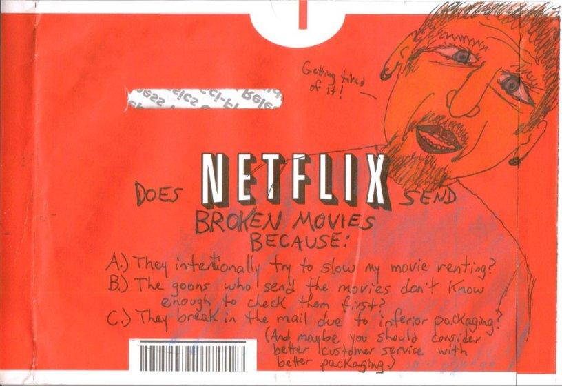 """Broken Movies 2"" - 12/21/09"