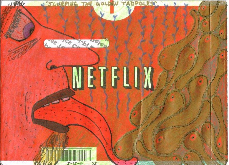 Netflix Envelopes Gallery